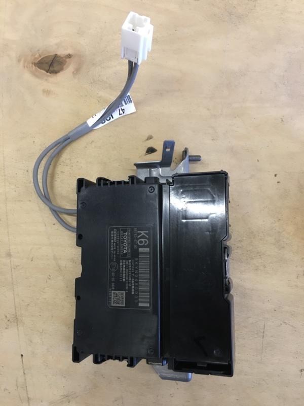Электронный блок Toyota Prius ZVW55 2ZR-1NM-1MM 2019