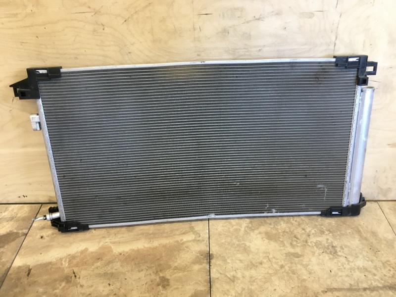 Радиатор кондиционера Toyota Prius ZVW55 2ZR-1NM-1MM 2019