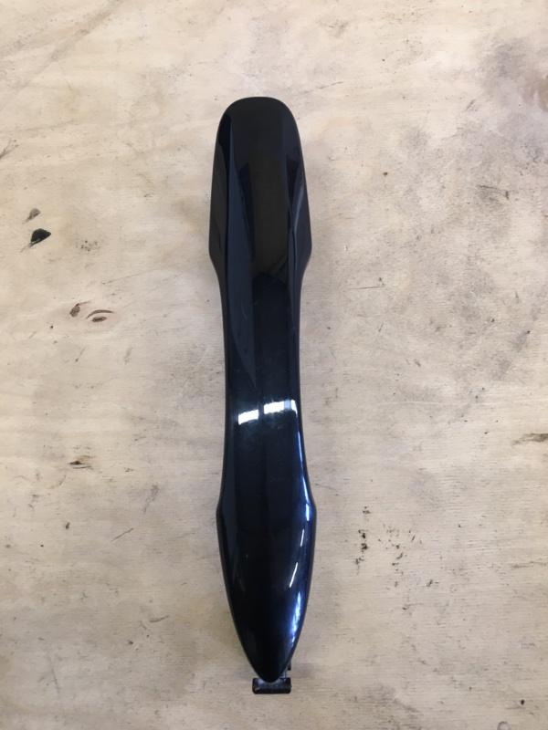 Ручка двери внешняя Toyota Prius ZVW55 2ZR-1NM-1MM 2019 задняя