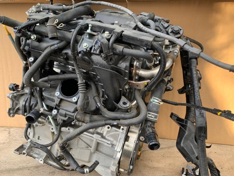 Двигатель Toyota Prius ZVW55 2ZR-1NM-1MM 2019