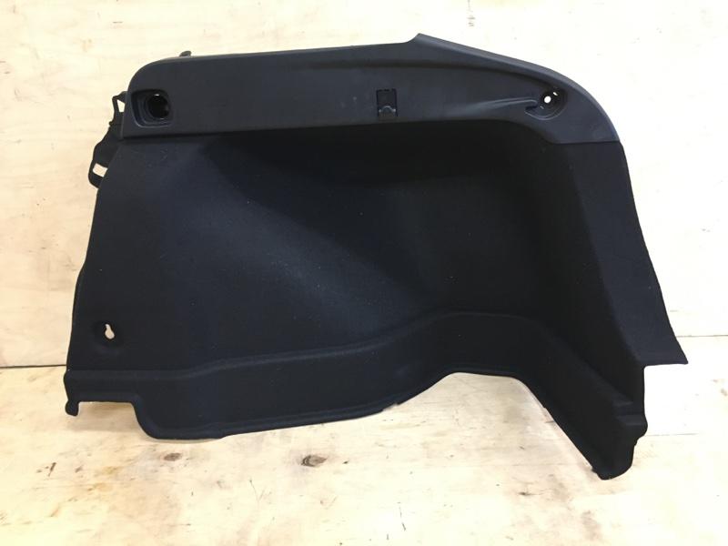 Обшивка багажника Toyota Prius ZVW55 2ZR-1NM-1MM 2019 правая