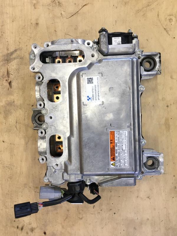 Инвертор Toyota Prius ZVW55 2ZR-1NM-1MM 2019