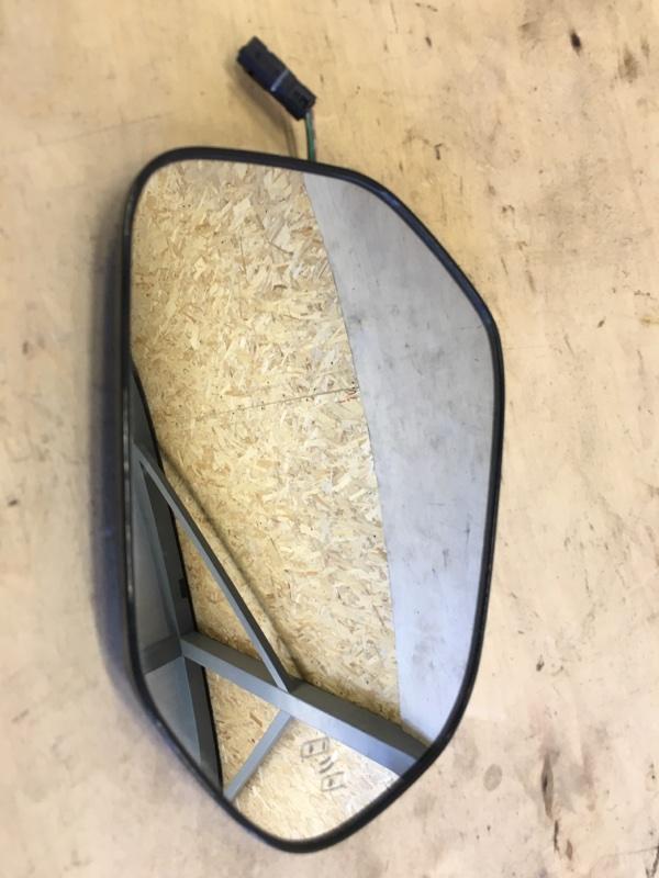 Полотно зеркала Toyota Prius ZVW51 2ZR-FXE левое