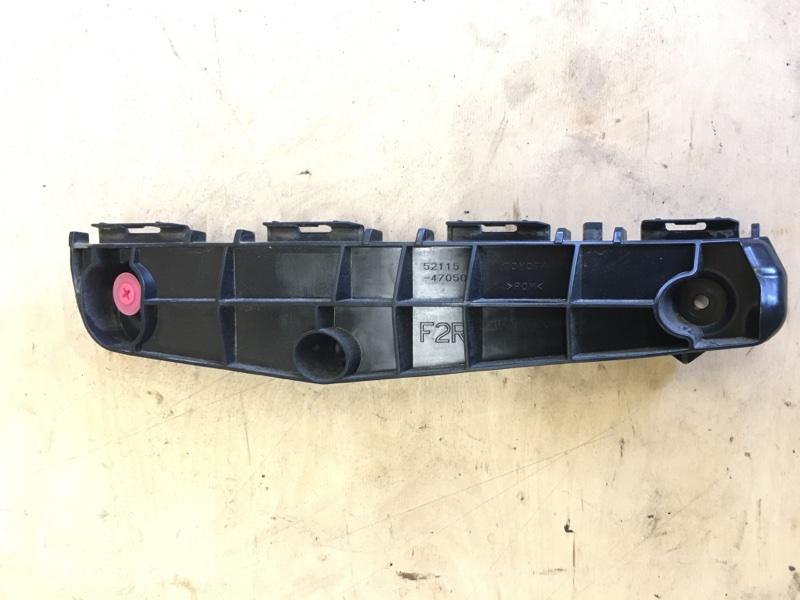 Крепление бампера Toyota Prius ZVW51 2ZR-FXE 2018 переднее правое
