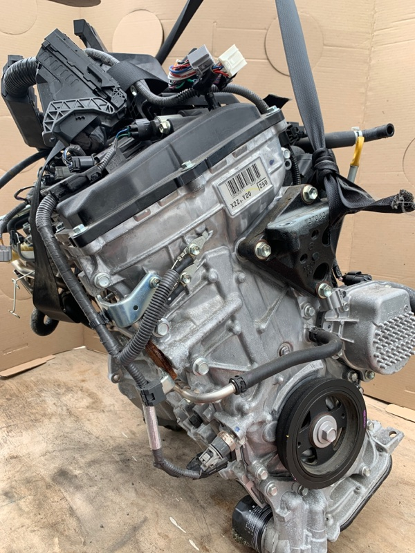 Двигатель Toyota Prius ZVW51 2ZR-FXE 2018