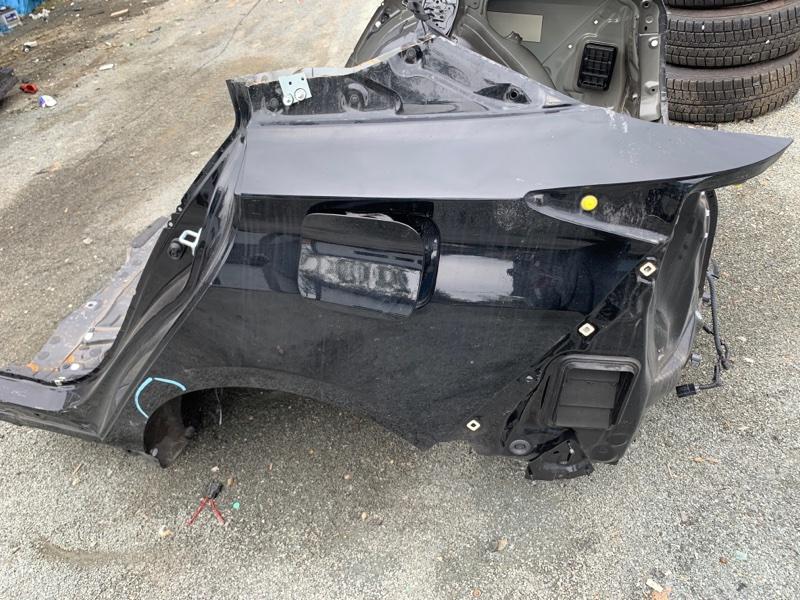 Крыло Toyota Prius ZVW55 2ZR-1NM-1MM 2019 заднее левое