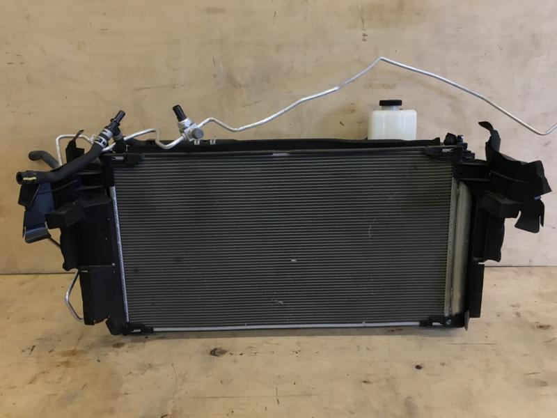Касета радиаторов Toyota Prius ZVW51 2ZR-FXE 2018