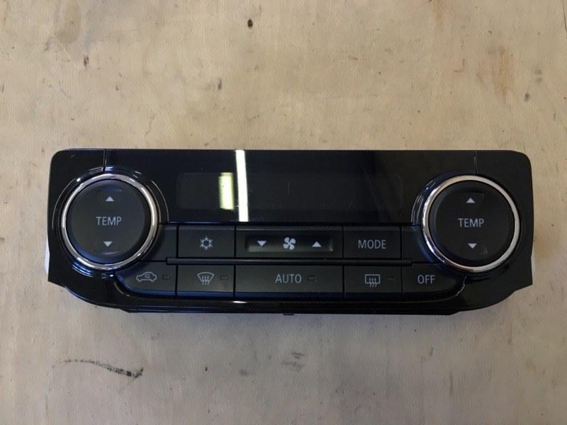 Блок управления климат-контролем Mitsubishi Outlander Phev 4B11-S61-Y61 2014