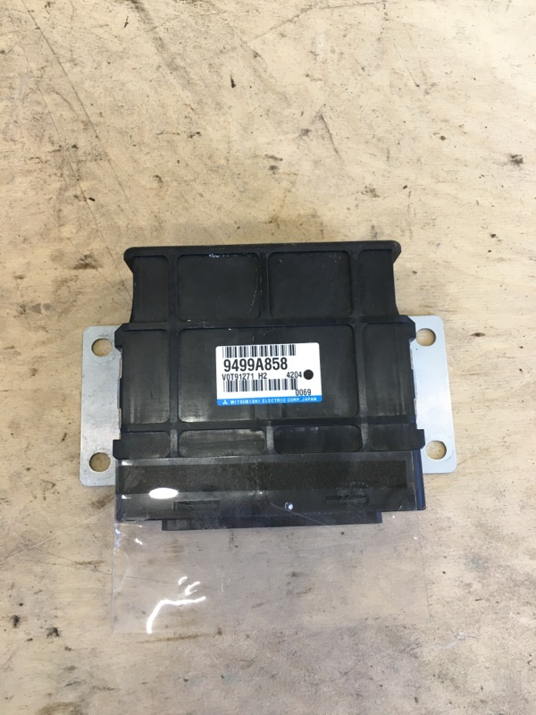 Блок управления гибридной установкой Mitsubishi Outlander Phev 4B11-S61-Y61 2014