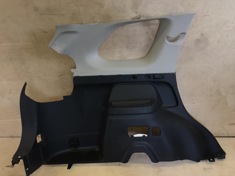 Обшивка багажника Mitsubishi Outlander Phev 4B11-S61-Y61 2014 левая