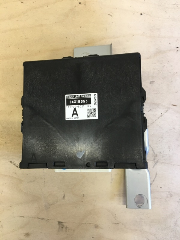 Блок управления парковкой Mitsubishi Outlander Phev 4B11-S61-Y61 2014