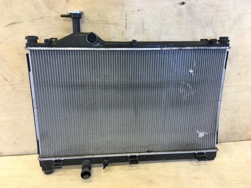 Радиатор основной Mitsubishi Outlander Phev 4B11-S61-Y61 2014