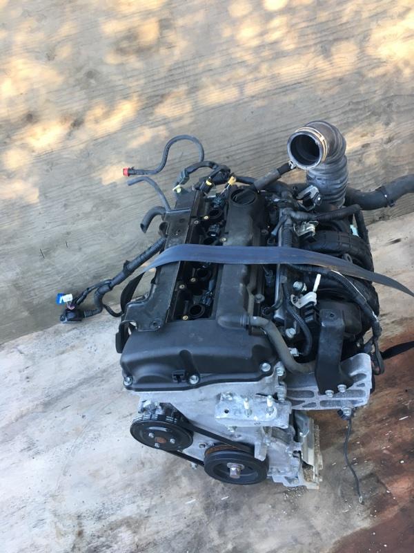 Двигатель Mitsubishi Outlander Phev 4B11-S61-Y61 2014