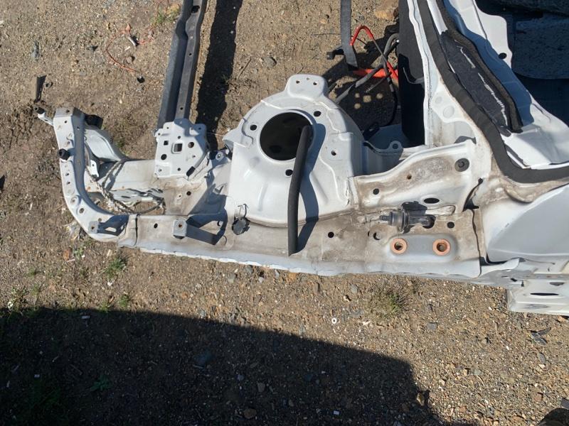 Лонжерон Toyota Camry AVV50 2AR-FXE 2012 левый