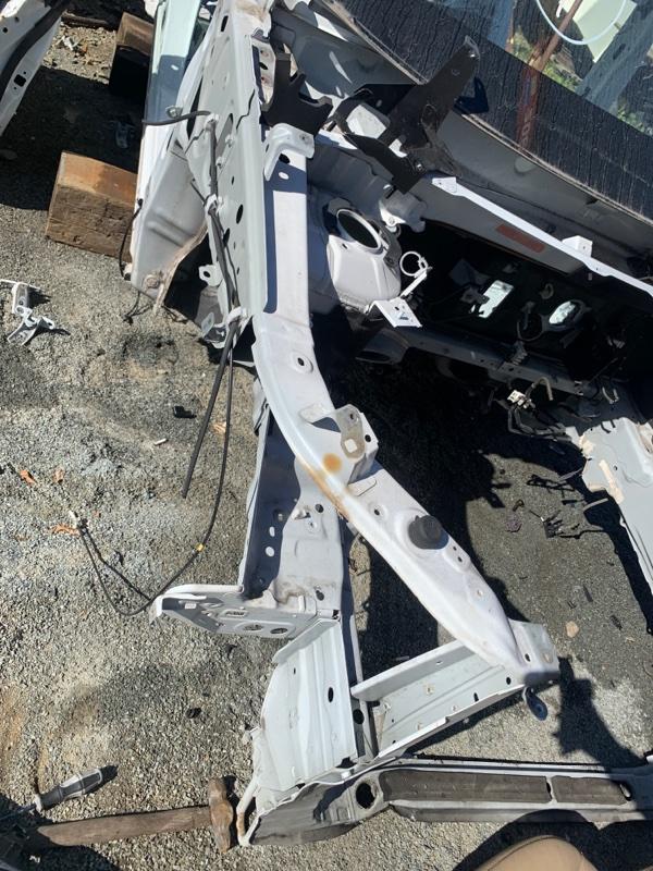Лонжерон Mitsubishi Outlander Phev GG2W 4B11-S61-Y61 2014 правый