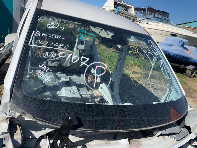 Стекло лобовое Mitsubishi Outlander Phev 4B11-S61-Y61 2014