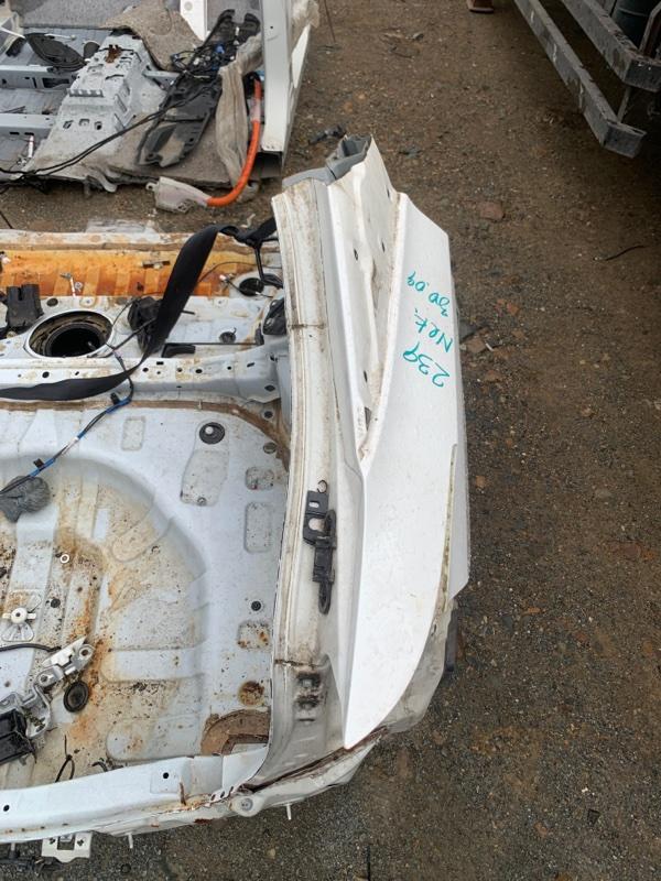 Крыло Toyota Prius ZVW51 2ZR-FXE 2016 заднее правое