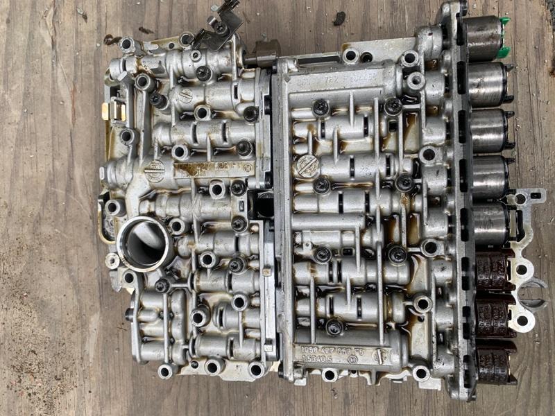Плата клапанов акпп Bmw X5 E53 M62B46 2001