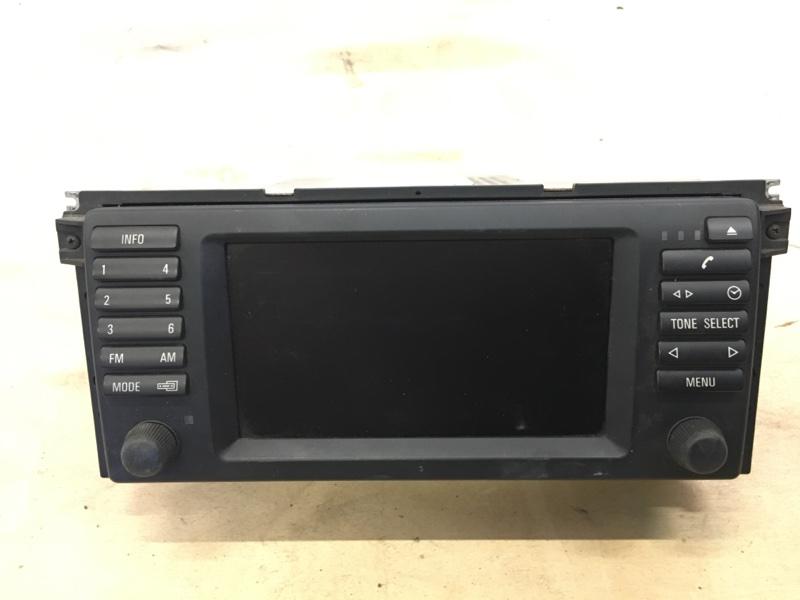 Магнитофон Bmw X5 E53 N62B44 2006