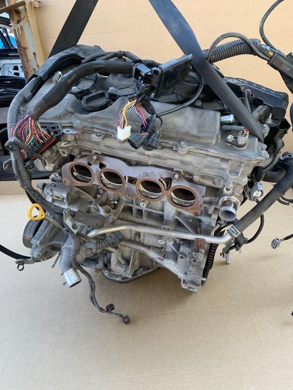 Двигатель Lexus Rx270 AGL10 1AR-FE 2013