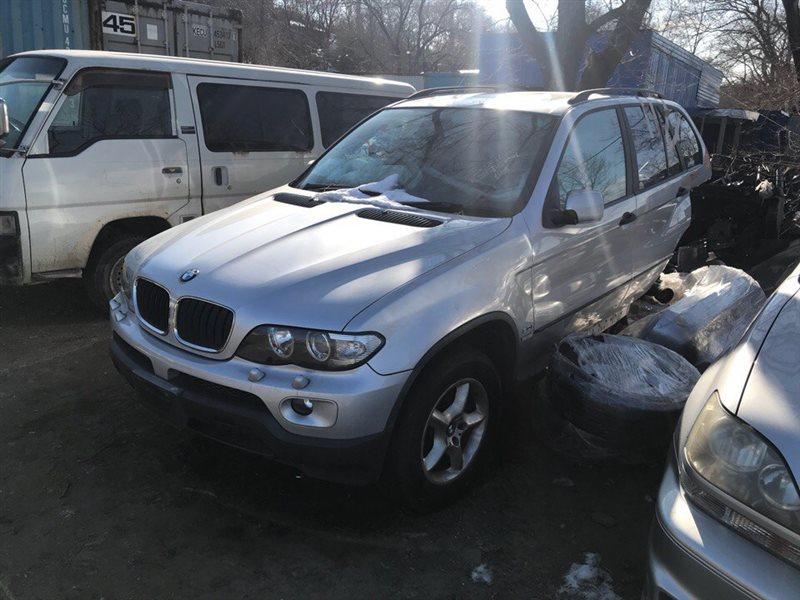 Автомобиль BMW x5 E53 M54B30 2004 года в разбор