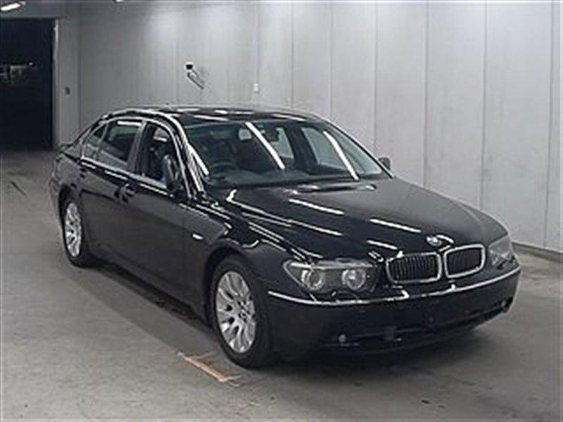 Автомобиль BMW 7-SERIES E65 N62B44A 2003 года в разбор
