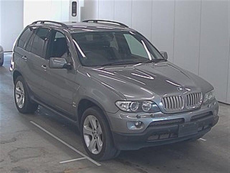 Автомобиль BMW x5 E53 M54B30 2006 года в разбор