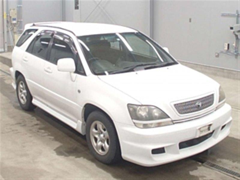 Автомобиль TOYOTA harrier MCU15 1MZ-FE 2000 года в разбор
