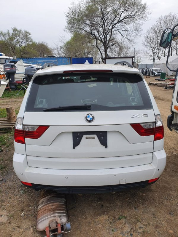Автомобиль BMW X3 E83 N52B25 2008 года в разбор