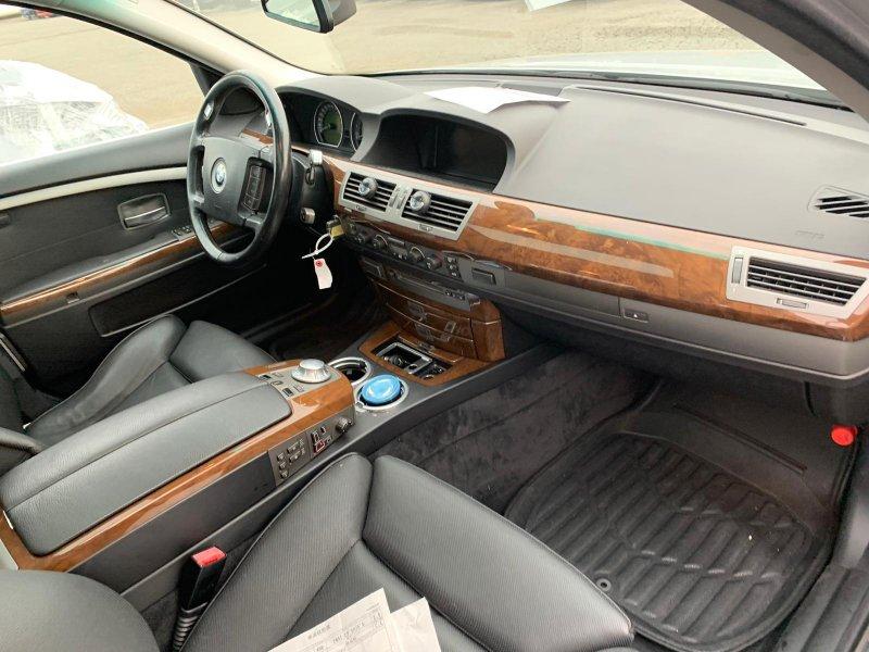 Автомобиль BMW 7-SERIES E65 N62B44A 2004 года в разбор