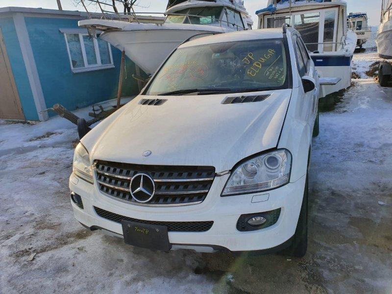Автомобиль MERCEDES BENZ 164.186 ML350 4MATIC W164.186 M272E35 2007 года в разбор