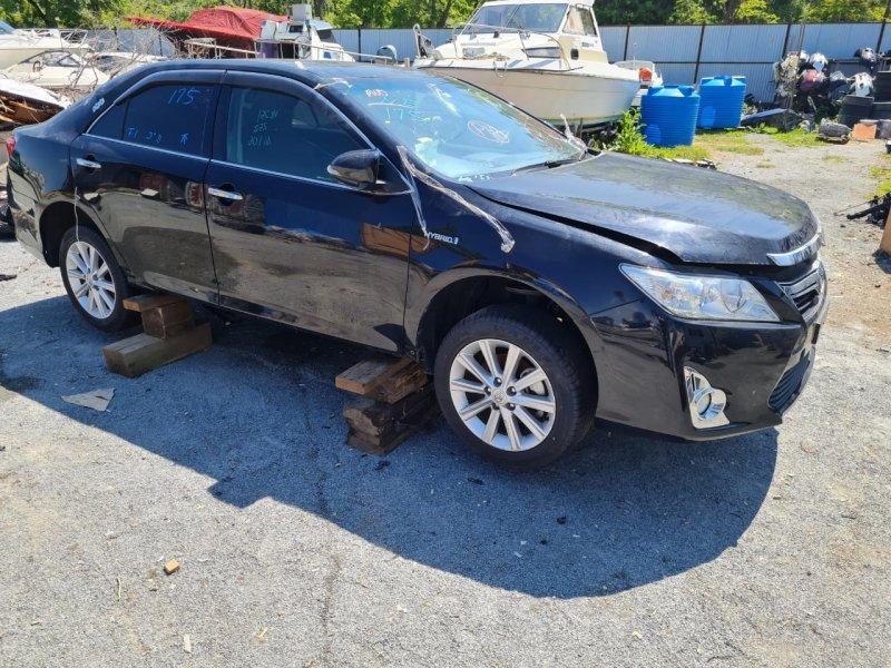 Автомобиль TOYOTA CAMRY AVV50 2AR-FXE 2012 года в разбор