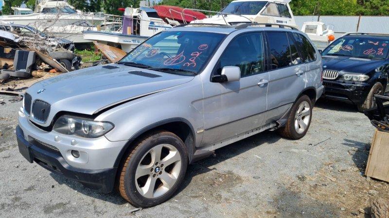 Автомобиль BMW x5 E53 M54B30 2003 (РЕСТ) года в разбор