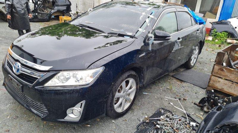 Автомобиль TOYOTA CAMRY AVV50 2ARFXE 2500CC 16-VALVE DOHC EFI 2011 года в разбор