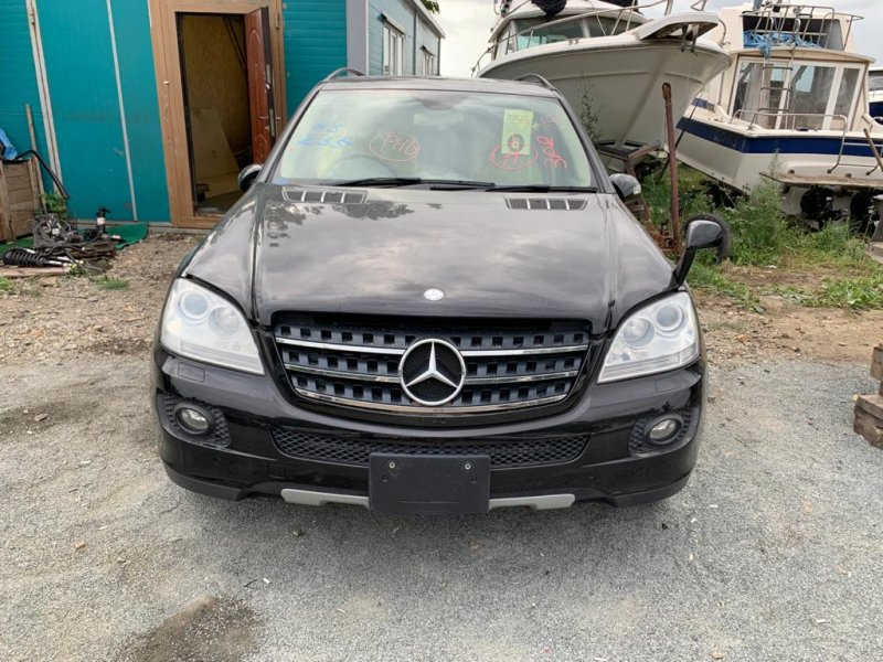 Автомобиль MERCEDES BENZ MERCEDES BENZ M CLASS ML500 W164.175 113.964 2005 года в разбор