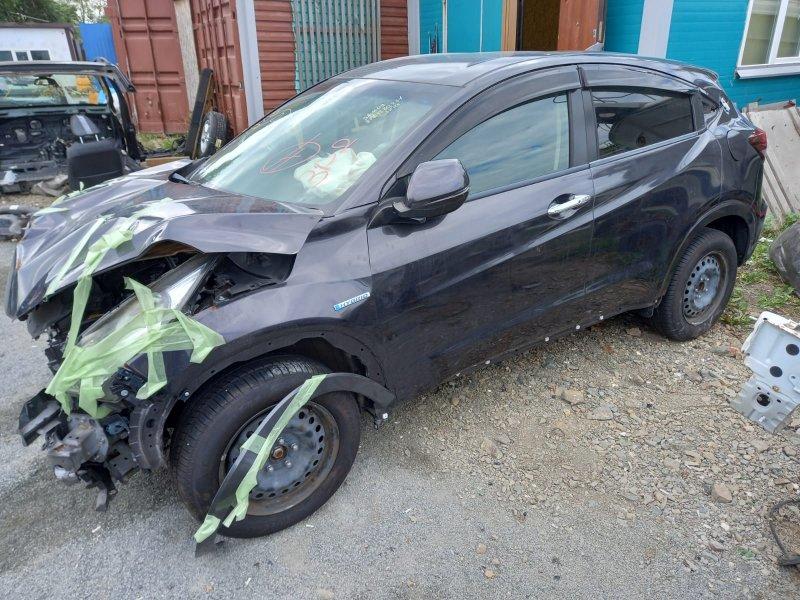 Автомобиль HONDA VEZEL RU3 LEB 2015 года в разбор