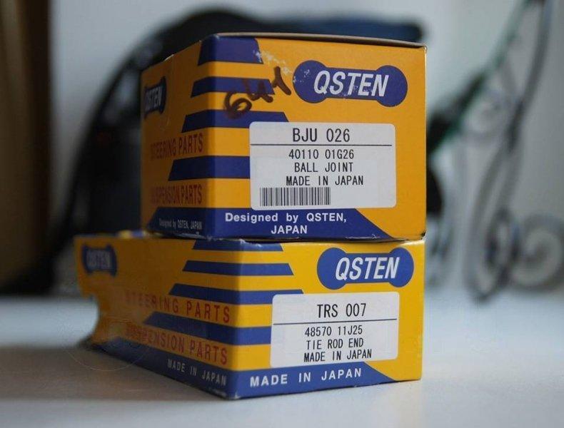 Линк стабилизатора Nissan Serena C24 QR25DE
