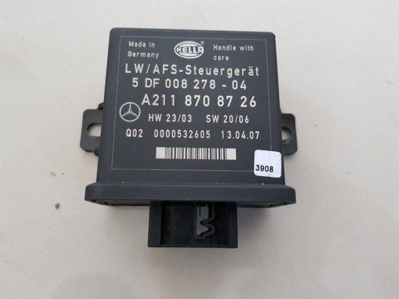 Блок управления фарами Mercedes-Benz Clk-Class A209 M273E46 (б/у)