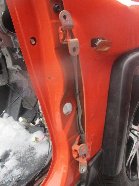 Петли двери Toyota 4Runner GRN280 1MZFE передние правые (б/у)