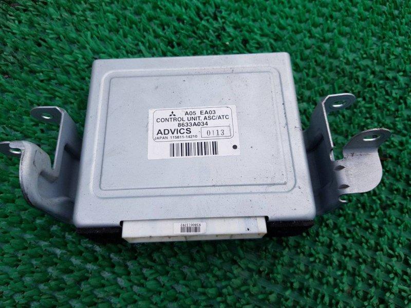 Блок управления Mitsubishi Montero V97W 4M41 (б/у)