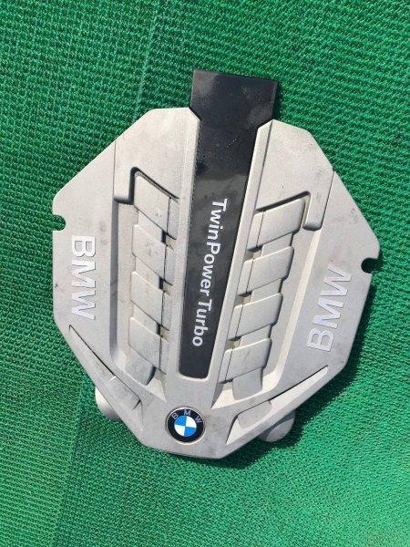 Декоративная крышка двс Bmw 5-Series Gran Turismo F07 N63B44 (б/у)