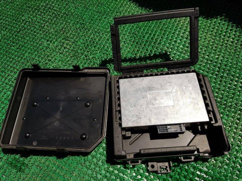 Блок электронный Audi A4 HDJ81 ASB (б/у)