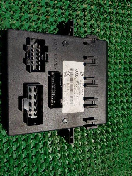 Блок электронный Audi A6 HDJ81 ASB (б/у)