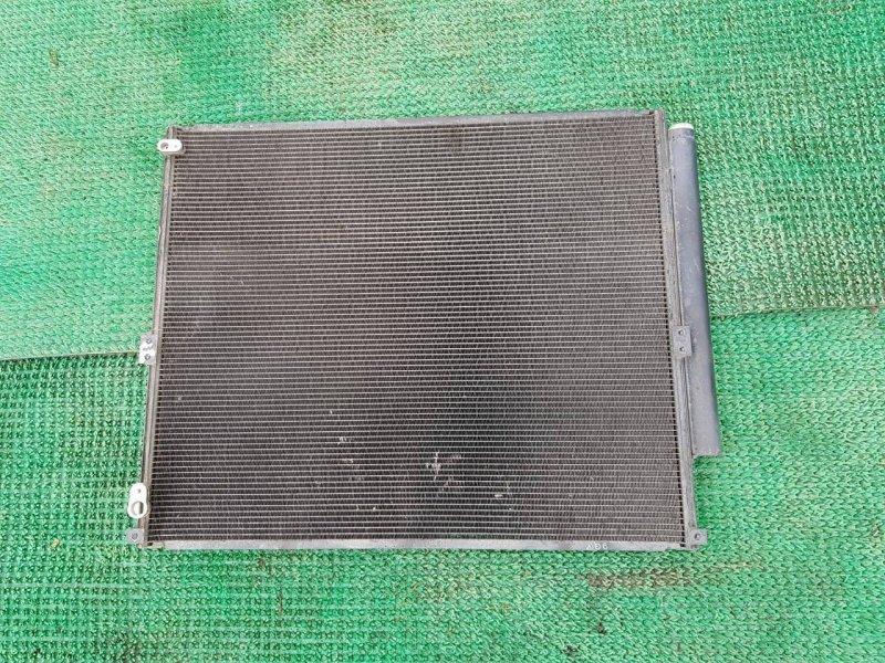 Радиатор кондиционера Lexus Gx470 UZJ120 1GRFE (б/у)