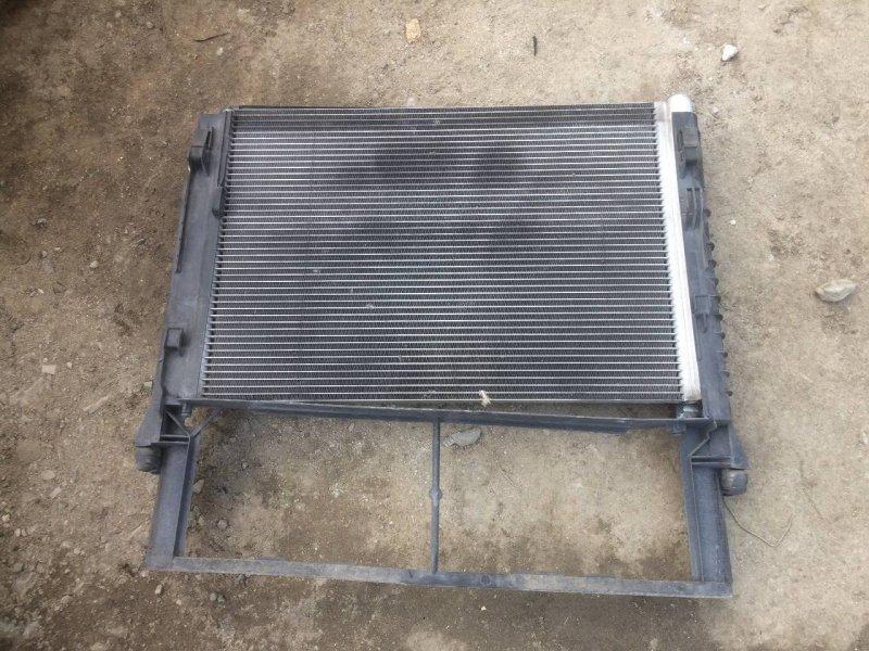 Радиатор кондиционера Land Rover Rover Range Rover L322 368DT (б/у)