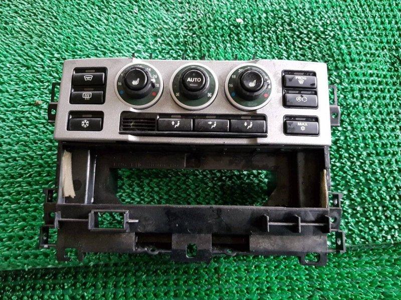 Блок управления климат-контролем Land Rover Rover Range Rover L322 M62B44 (б/у)
