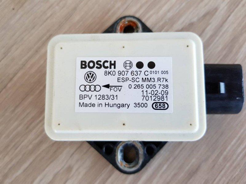 Датчик скорости Audi A4 Allroad Quattro 8KH AAH (б/у)