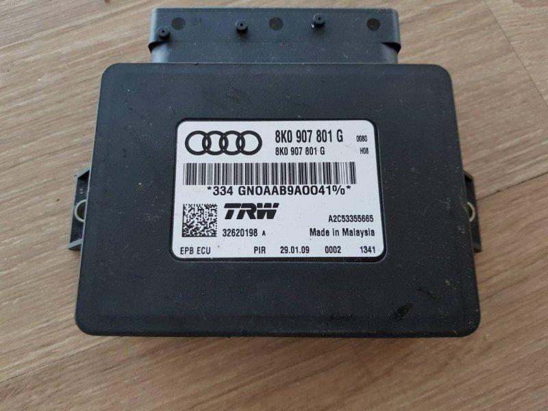Блок управления Audi A4 8K2 AAH (б/у)