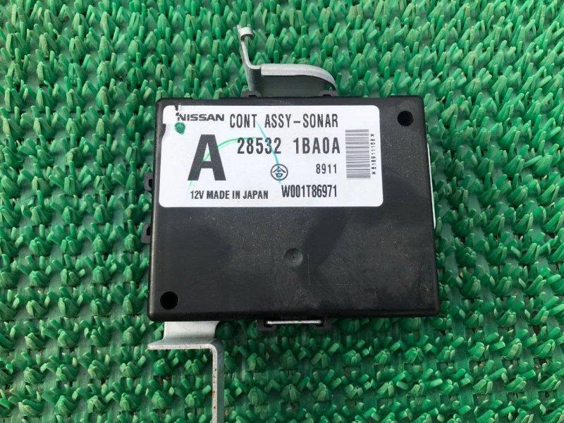 Блок управления Infiniti Ex25 J50 VK50VE (б/у)