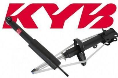 Амортизатор газомасляный kyb excel-g Nissan Mistral KR20 KA24E (б/у)